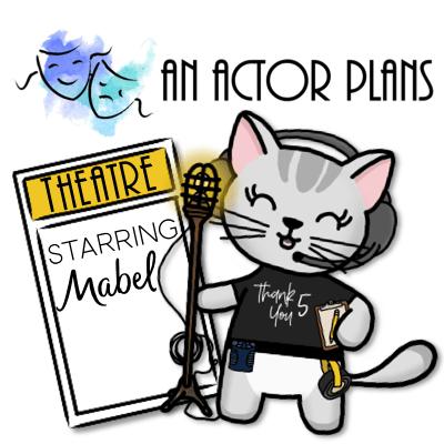 An Actor Plans logo