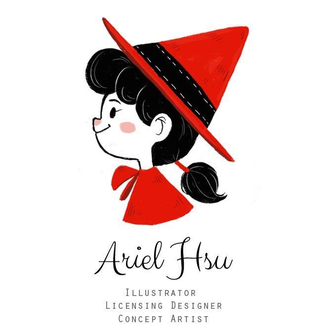 Ariel Hsu logo