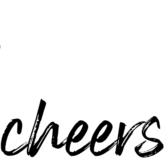 Cheers - Cards for Theatre People