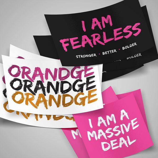 Mean Girls Sticker Pack